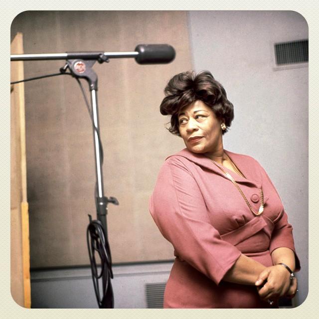 Happy bday '1st Lady of Song' #ellafitzgerald #cazhareketi #jazz #legend…